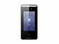 Hikvision DS-K1T671M Терминал доступа с распознаванием лиц и встроенным считывателем Mifare карт