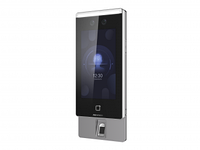 Hikvision DS-K1T672MW Терминал доступа с распознаванием лиц и встроенным считывателем Mifare карт