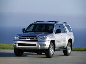 Toyota 4runner 2002-2009 215 кузов