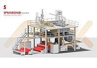 AZX-S PP Spunbond Нетканый материал для производства гигиенических изделий