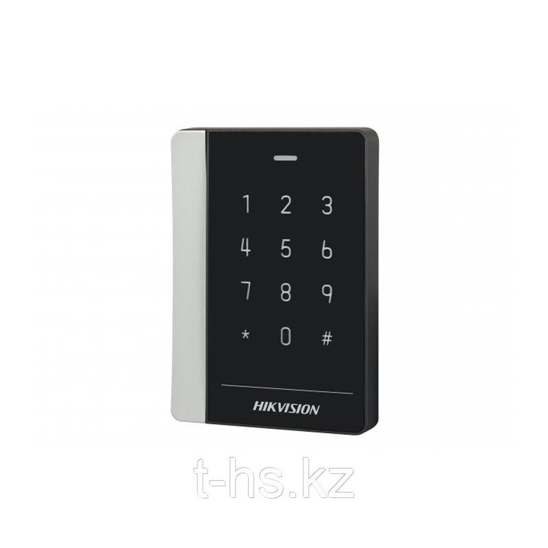 Hikvision DS-K1802EK Считыватель EM карт с механической клавиатурой