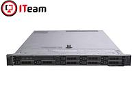 Сервер Dell R640 1U/2x Silver 4214 2,2GHz/128Gb/8x600Gb, фото 1