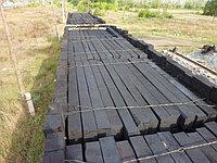 Брус деревянный пропитанный А4 для стрелочного перевода Р-65 1/9 новый