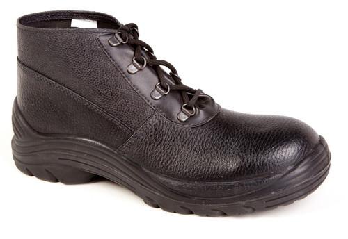 Ботинки кожаные мужские (женские)БМН-037 Т