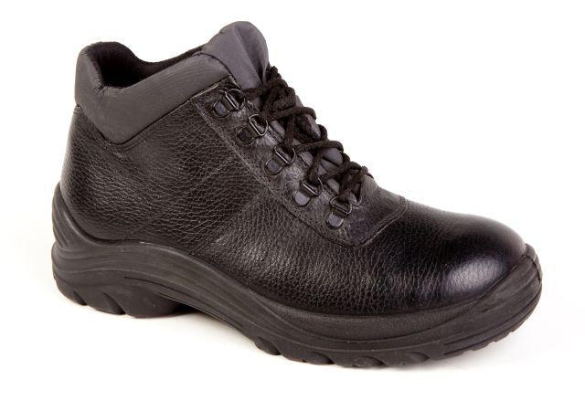 Ботинки кожаныеМодель БМН-018 Т