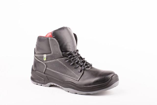 Ботинки кожаные Модель БМН-215Т