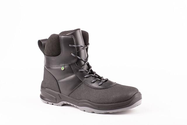Ботинки кожаные Модель БМН-231Т