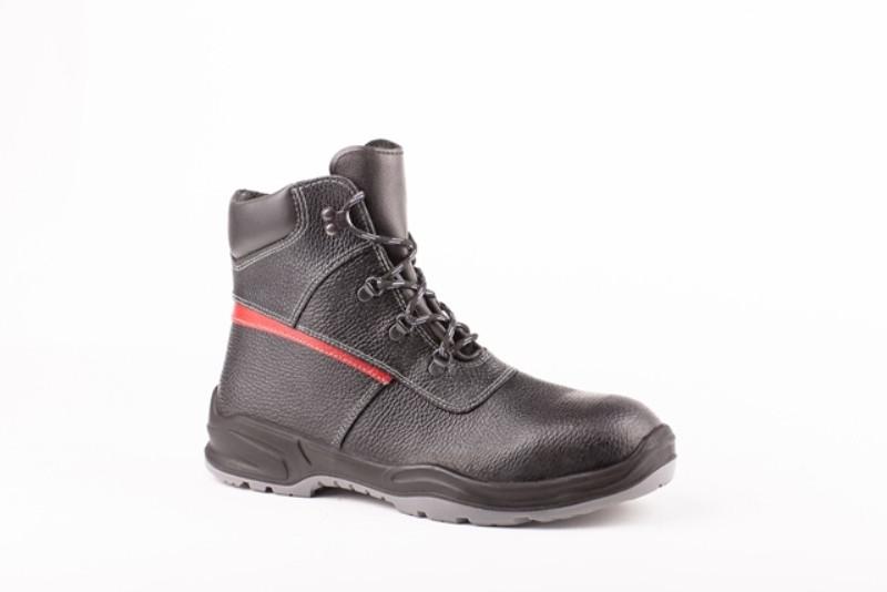 Ботинки кожаные мужские (женские)БМН-044 Т