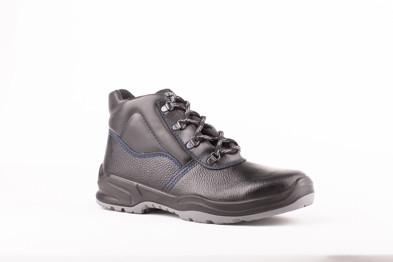 Ботинки кожаные мужские (женские)БМН-020 Т