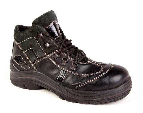 Ботинки кожанные мужскиеБМН-064 Т