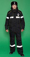 Костюм зимний мужской для защиты от производственных загрязнений нефтепродуктами, фото 1