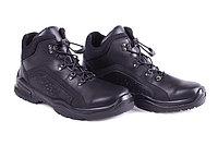 Ботинки кожаные мужские/женские БМН-258Т