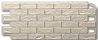 """Фасадные панели 420x1000 мм VOX Vilo Brick """"Ivory"""" (Кирпич) """"Слоновая Кость"""""""