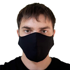 Многоразовая маска, мужская.