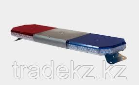 СГУ Элект - Зенит (светодиодная) 200-5У П6 СД12 (1050*275*80 мм), 12 светодиодов, блок 200П6 , синий/красный, фото 2