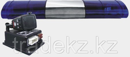 СГУ Элект - Зенит (светодиодная) 200-5У П6 СД12 (1050*275*80 мм), 12 светодиодов, блок 200П6 , синий/синий, фото 2