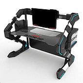 Стол для ПК игровой E-BLUE EGT546BKAA-IA