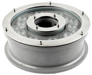 Подводные светильники для бассейнов и фонтанов 18Вт - RGB