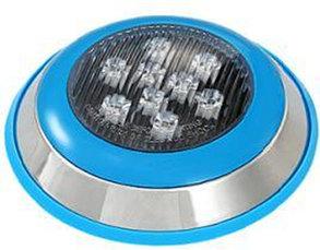Подводные накладные светильники для бассейнов и фонтанов 9Вт - Холодный белый