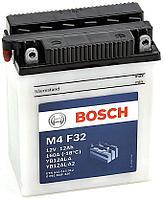 Мото аккумулятор Bosch YB12AL-A,YB12AL-A2