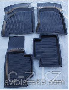 Резиновые коврики для LADA Granta  2011 - н.в.