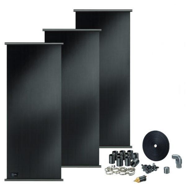 Солнечная панель BK 250 x 4 шт., в к-те с аксессуарами