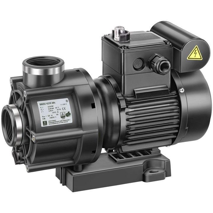 Насос BADU 42/ 6, 3~ Y/? 400/230 В, 0,44/0,30 кВт