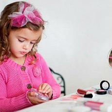 Детская декоративная косметика