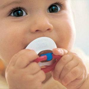 пустышки и прорезыватели для зубов