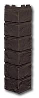Наружный угол 420x1000 мм VOX Vilo Brick DARK BROWN (Кирпич) Темно-коричневый