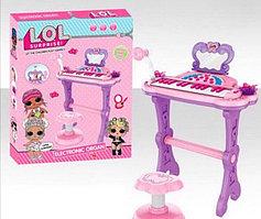 Детский синтезатор-пианино LOL