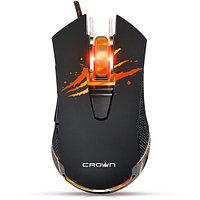 Мышь USB, Игровая Crown CMXG-614 Gaming