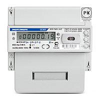 Счетчик электроэнергии трехфазный микропроцессорный многотарифный CE303-R33 в ассортименте