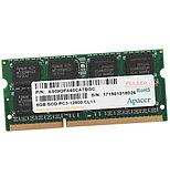 Модуль памяти для ноутбука, Apacer,DS.08G2K.KAM, DDR3, 8 GB, SO-DIMM 1600MHz, CL11