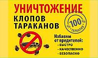 ПРОФЕССИОНАЛЬНОЕ уничтожение насекомых!