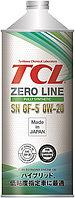 Моторное масло TCL Zero Line 0W-20 SN 1 литр