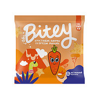 Паффы BITEY, морковь, 20 г