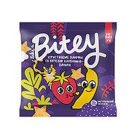 Паффы BITEY, банан-клубника, 20 г