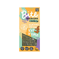 Слайсы BITE, куркума и кунжут, 100 г