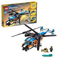Конструктор LEGO Creator 2роторный вертолёт 31096, фото 1