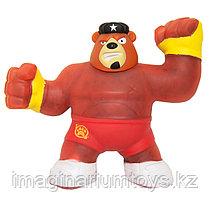 Гуджитсу Медведь Броулер тянущаяся фигурка  Goo Jit Zu