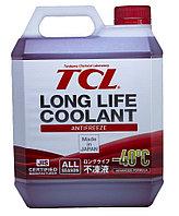 Антифриз TCL Long Life Coolant RED -40°C 4 литра
