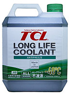 Антифриз TCL Long Life Coolant GREEN -40°C 4 литра