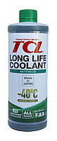 Антифриз TCL Long Life Coolant GREEN -40°C 1 литр