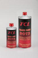 Тормозная жидкость TCL DOT 3 1 л