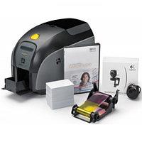 Принтер пластиковых карт Zebra QuikCard Z32-0M00E200EM00