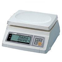 Весы CAS SW-I-2 кг (один дисплей) 18350