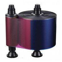 Лента Evolis для полноцветной печати YMCKO+K, 200 карт R3314