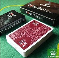 Карты платиковые PokerStars для покера