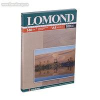 140g A4 100л Lomond матовая L0102074 (12п.в кор)